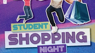Student Shopping Event