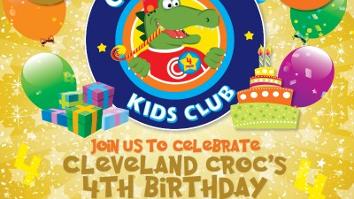 Kids Club Birthday